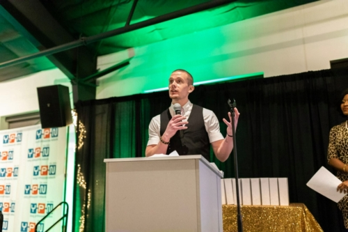"""Presenting the 2019 Reno-Tahoe's """"20 Under 40"""" Finalists' Award"""