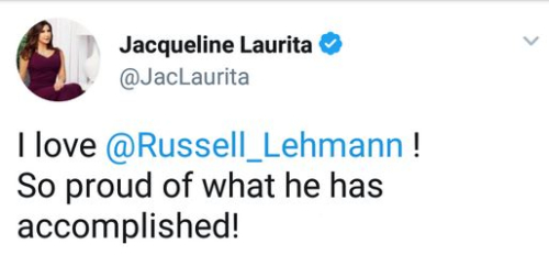 Real Housewife of New Jersey/Autism Advocate Jacqueline Laurita
