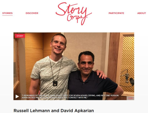 StoryCorps/Library of Congress