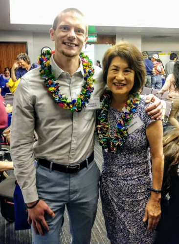 With First Lady of Hawaii Dawn Amano-Ige - May 30th, 2018